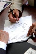 Aufhebungsvertrag Schriftform Und Unterschriftenfernsehanwalt
